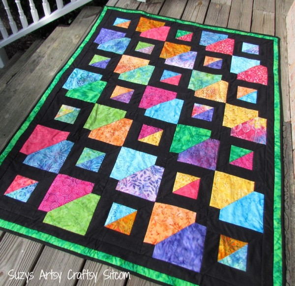 Love To Quilt? How About A Quilt Kit?