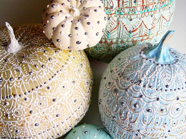 9 Amazing No-Carve Pumpkin Ideas! - photo#38